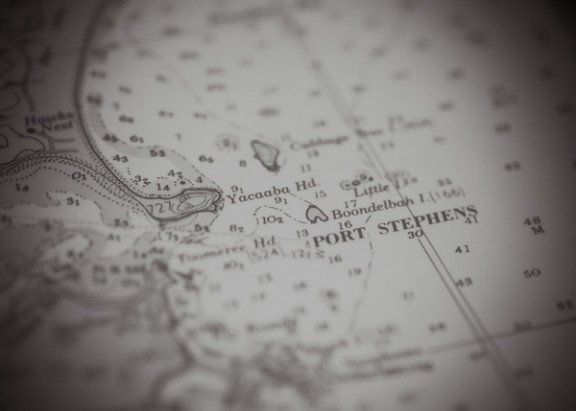 intimate-yacht-wedding-port-stephens-map