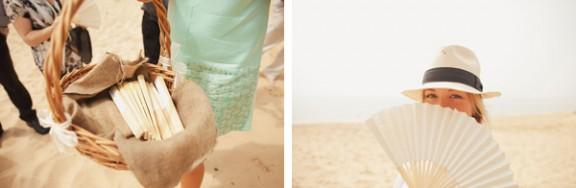 relaxed-beach-wedding-fans