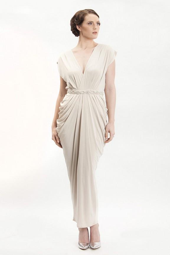 Nicolangela Godiva Gown