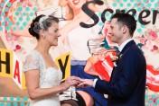 Kerri & Wade's Smart Artz Wedding