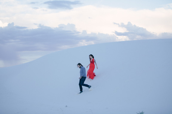 white sands engagement shoot - free the bird photography_010