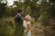 Clair & Marty's Nanga Bush Camp Wedding