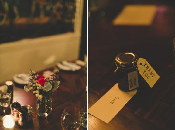 retro 60s wedding Dan ODay Photography 40