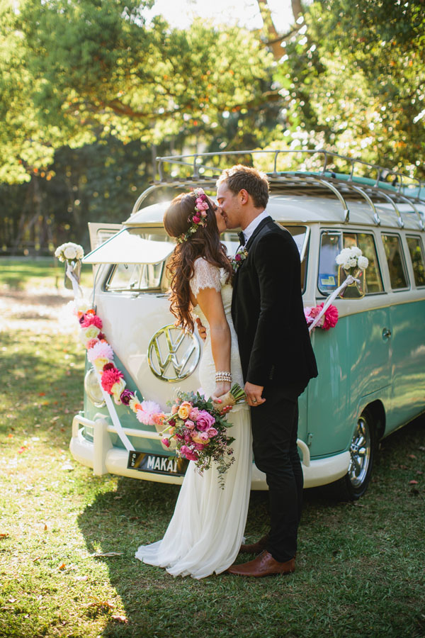 wedding kombi van - nouba.com.au - wedding kombi van