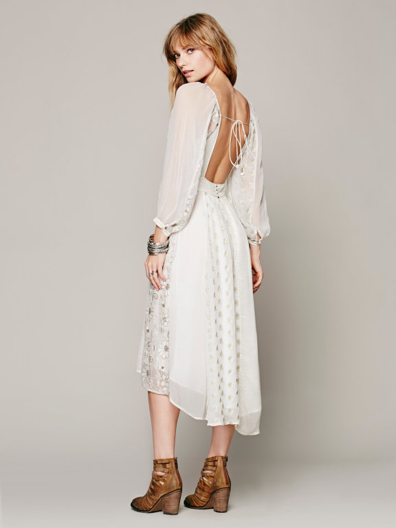 Free People boho wedding dress 03