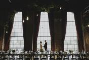 Zoe & Joe's Substation wedding