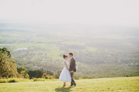 The Old Church wedding Mt Tamborine Tricia King Photography 01