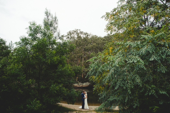 Eclectic camping wedding Wisemans Ferry 29