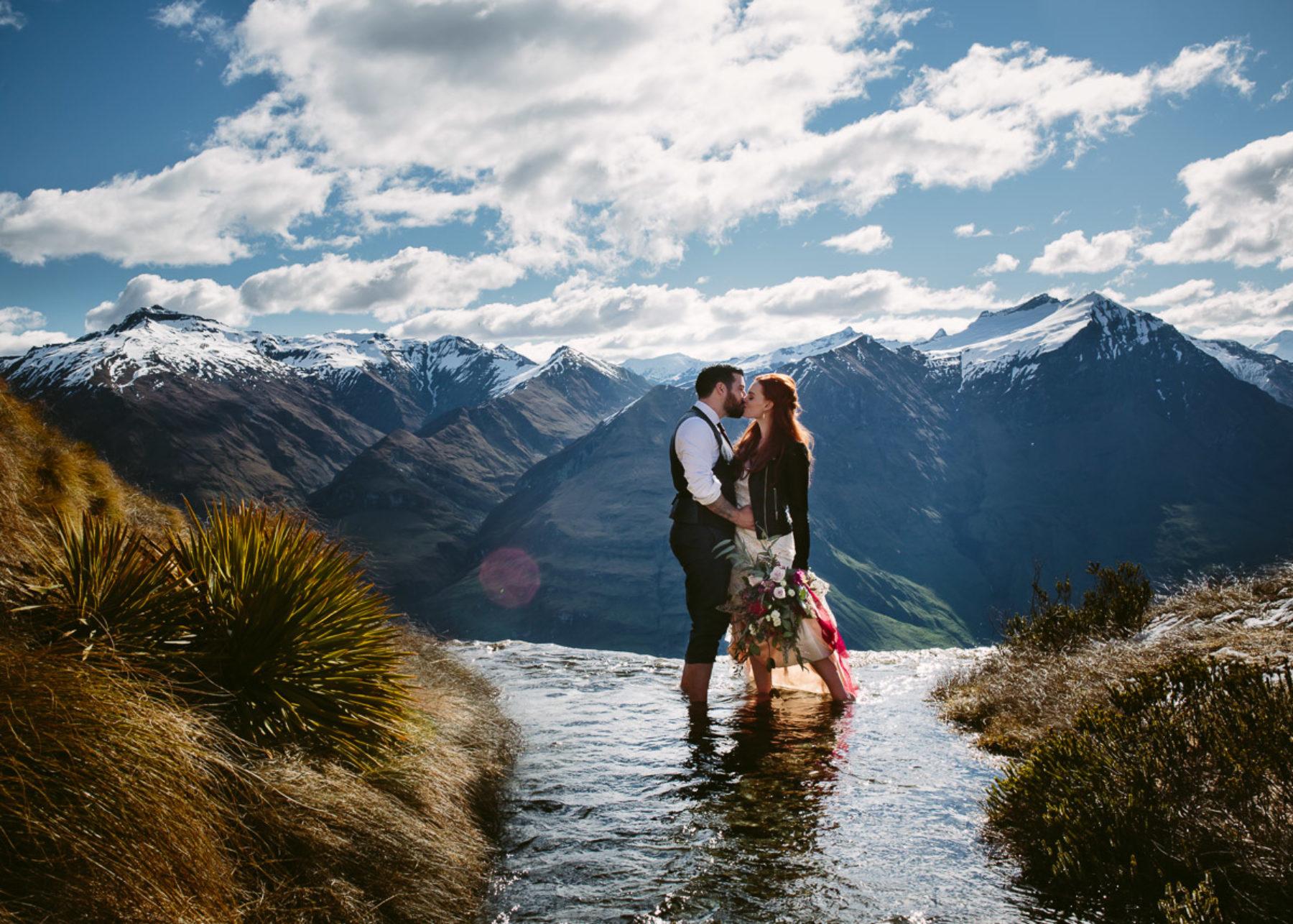 Bonnie Jenkins - natural wedding photographer New Zealand