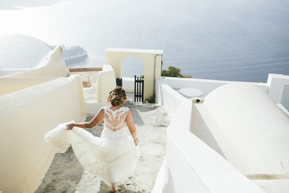 Santorini wedding Love Katie and Sarah 09
