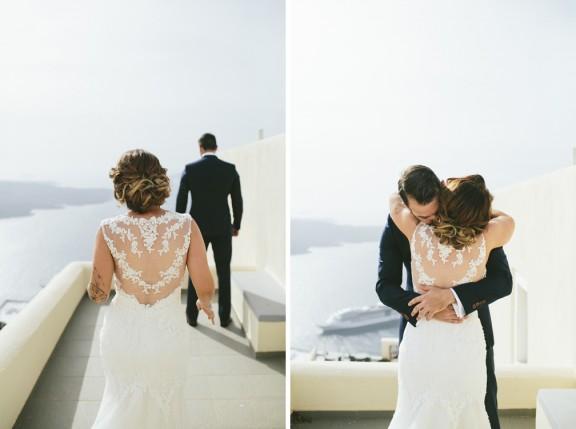 Santorini wedding Love Katie and Sarah 10