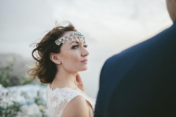 Santorini wedding Love Katie and Sarah 29