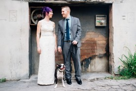 Tattoo wedding | Jess Jackson Brisbane wedding photographer