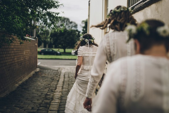 Edinburgh Gardens and Thornbury Theatre Rock n Roll Wedding by Lucy Spartalis