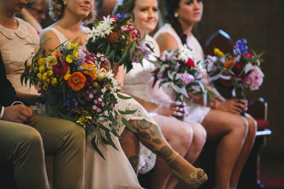 Hamilton Uniting Church wedding | James Goff Photography