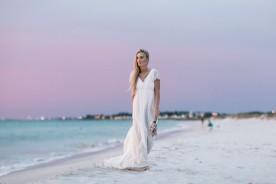 Rue de Seine bridal | Beach wedding inspiration | Alan McDonald Photographer