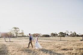 Rustic farm wedding | Photography by Jason Vandermeer