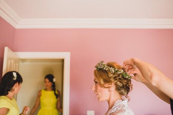 Rustic farm wedding   Photography by Jason Vandermeer