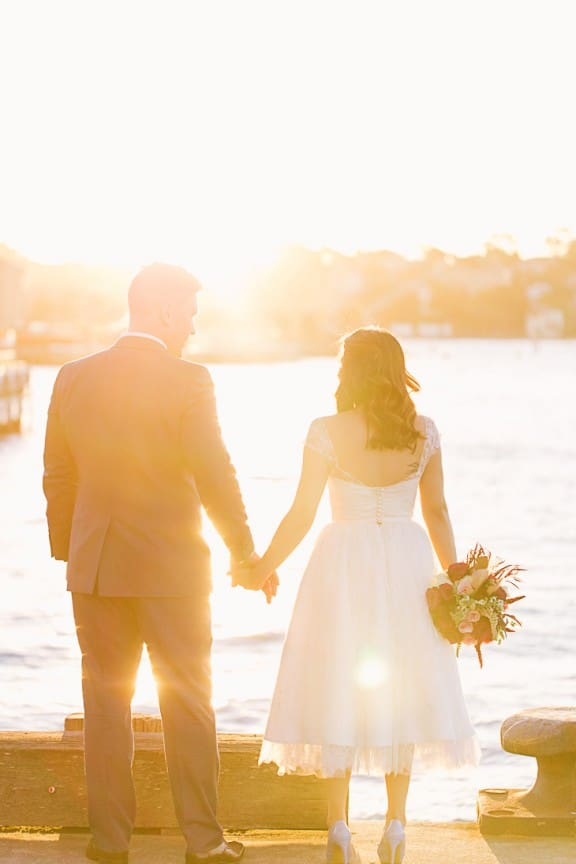 Simmer on the Bay Wedding | Photography by Averie Harvey