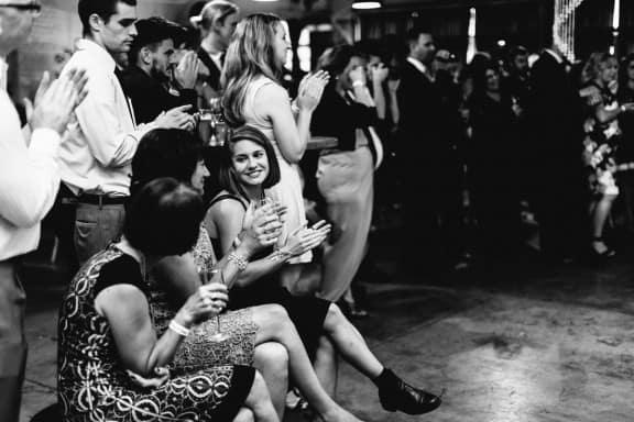 Junction Beer Hall & Wine Room wedding | Photography by Erin & Tara