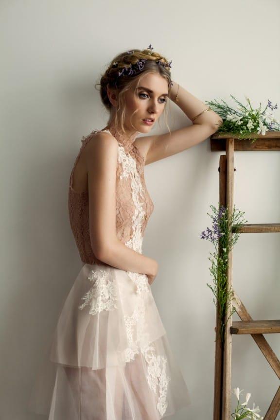 Pamela Usanto wedding dress | Photography by Nick Dale