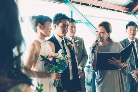 Little Creatures Brewery wedding, Fremantle | Photography by Earthbound Images