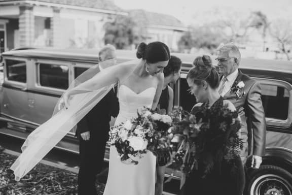 North Perth Town Hall wedding by Still Love Photography