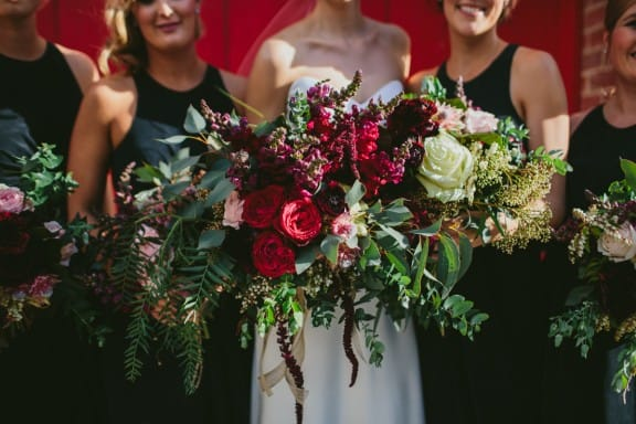 Lush bouquets by Lime Flowers | Still Love Photography