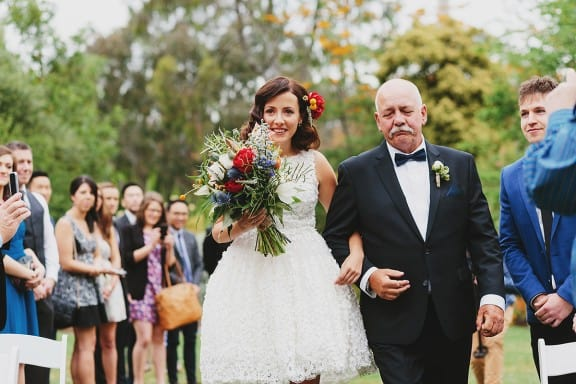 Abbotsford Convent wedding | Photography by Jonathan Ong Melbourne wedding photographer