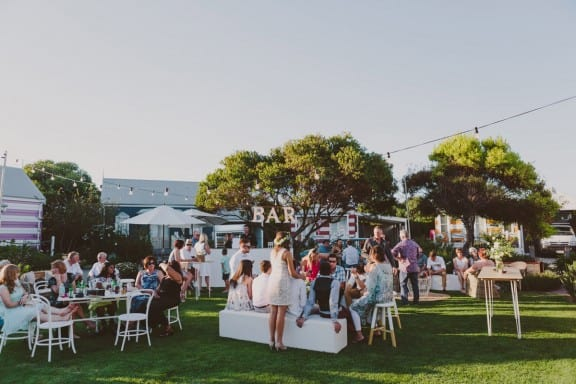 Adelaide Beach wedding at Middleton Beach Huts | Photography by Beck Rocchi