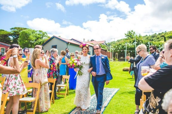 Jess & Nick's Colourful Bush Bank Wedding | Photography by The Evoke Company