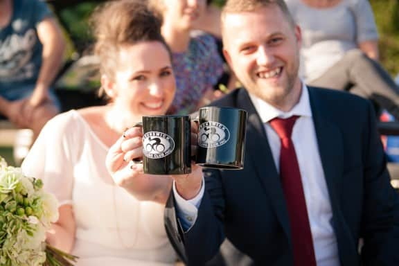 Emma & John's Indie Melbourne wedding | Photography by Samara Clifford