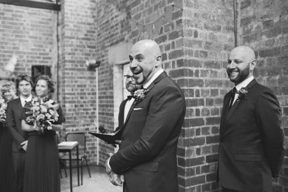 Newport Substation Wedding | Photography by It's Beautiful Here