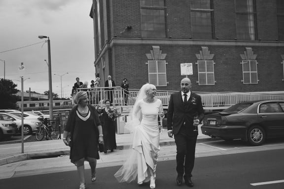 Newport Substation Wedding   Photography by It's Beautiful Here