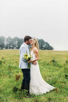 A laidback Australian farm wedding   photography by At Dusk