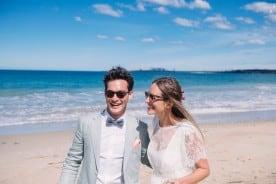 Avalon Coastal Retreat wedding   Photography by Jonathan Wherrett