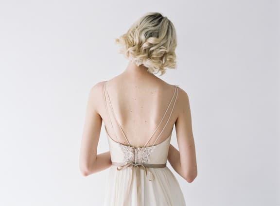 Unique wedding dresses by Truvelle Bridal