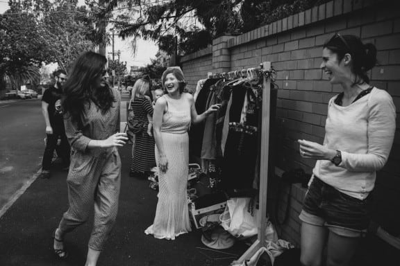 A vintage Melbourne wedding | Photography by Long Way Home