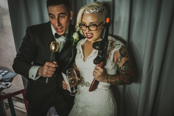 Alternative wedding at Tucks Ridge, Red Hill   Photography by Lucy Spartalis