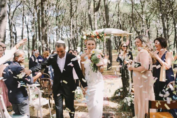 Pine Groves Wedding at Sydney's Centennial Park | Styling by She Designs | Photography by Lara Hotz