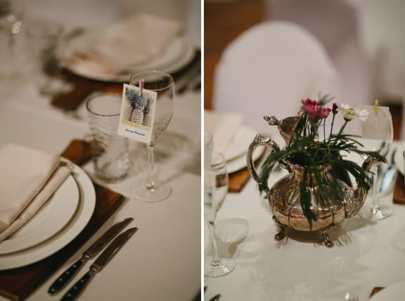 Vintage Melbourne wedding at The Eastern Hill Dining Hall | Photography by Jai Long, Free The Bird Weddings