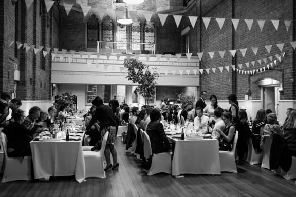 Vintage Melbourne wedding at The Eastern Hill Dining Hall   Photography by Jai Long, Free The Bird Weddings