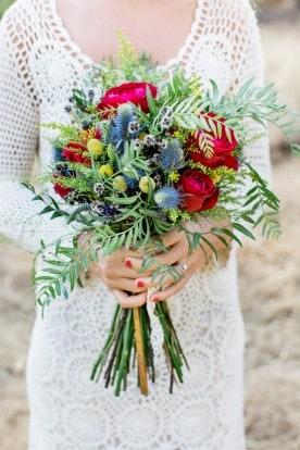 Eco wedding inspiration