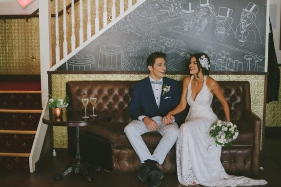Fresh Gold Coast wedding inspiration at Justin Lane | Photography by Adam Ward