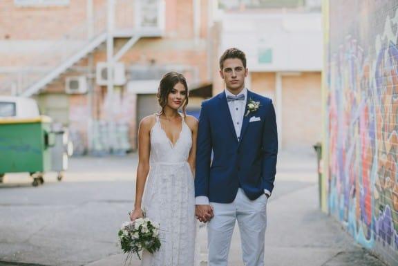 Fresh Gold Coast wedding inspiration at Justin Lane   Photography by Adam Ward