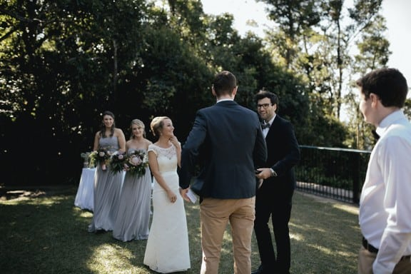 A rustic cabin wedding in Queensland's Hidden Valley | Photography by SB Creative Co.