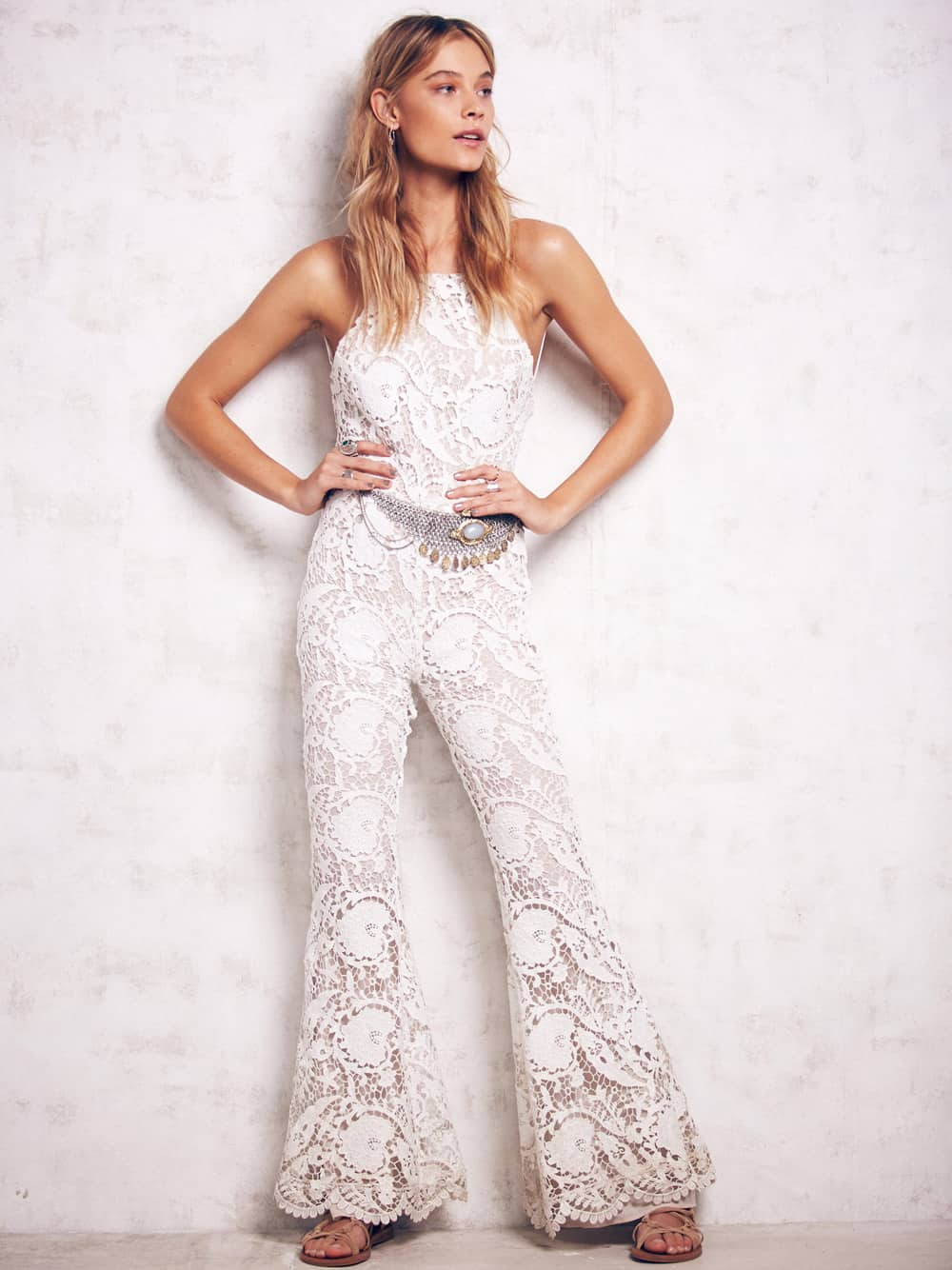 boho wedding jumpsuit by Stone Cold Fox for Free People