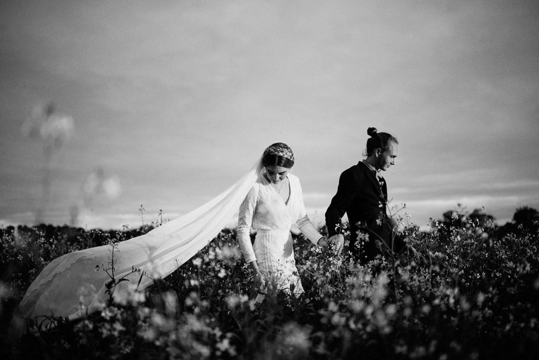 Fiona Vail - natural fine art wedding photographer, Hobart TAS