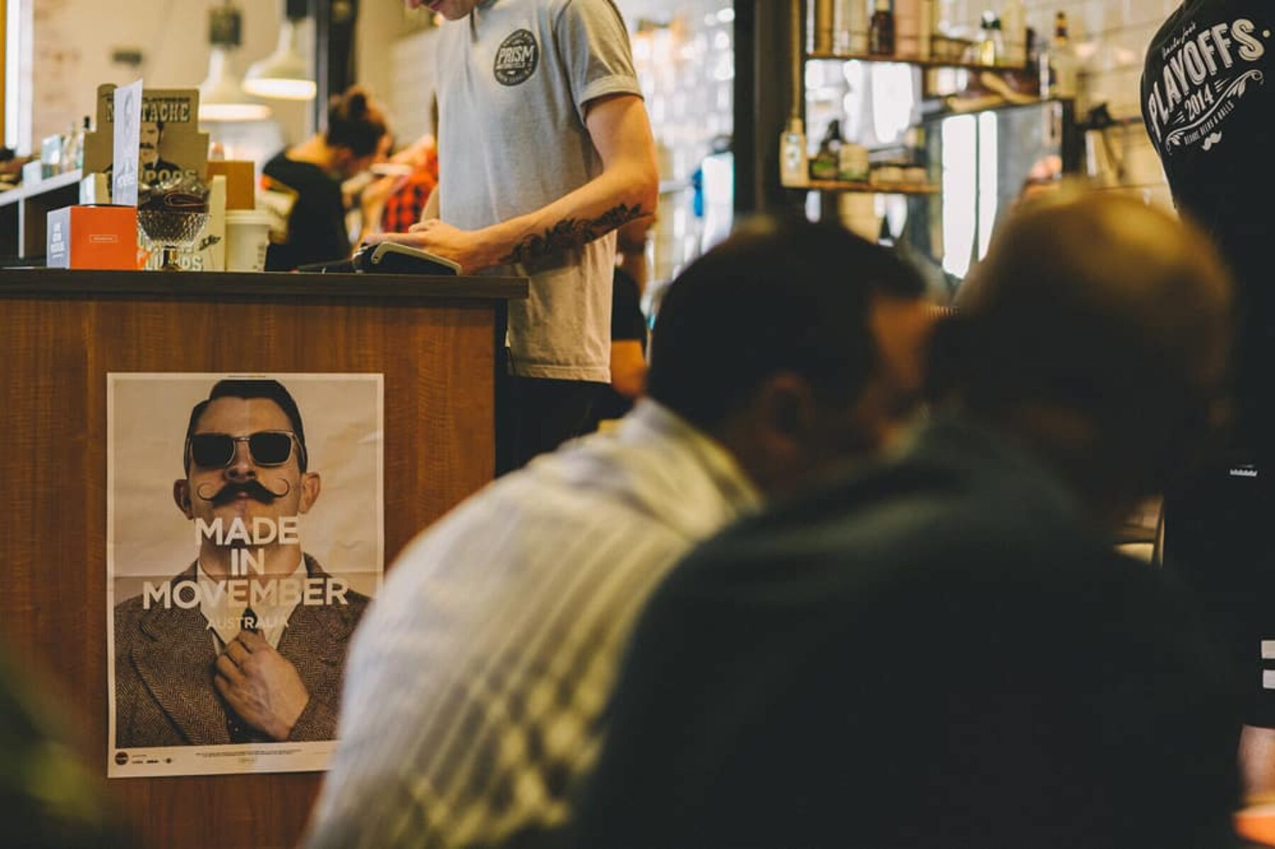 Uncle Joe's Barber, Perth | Photography by Bayly & Moore