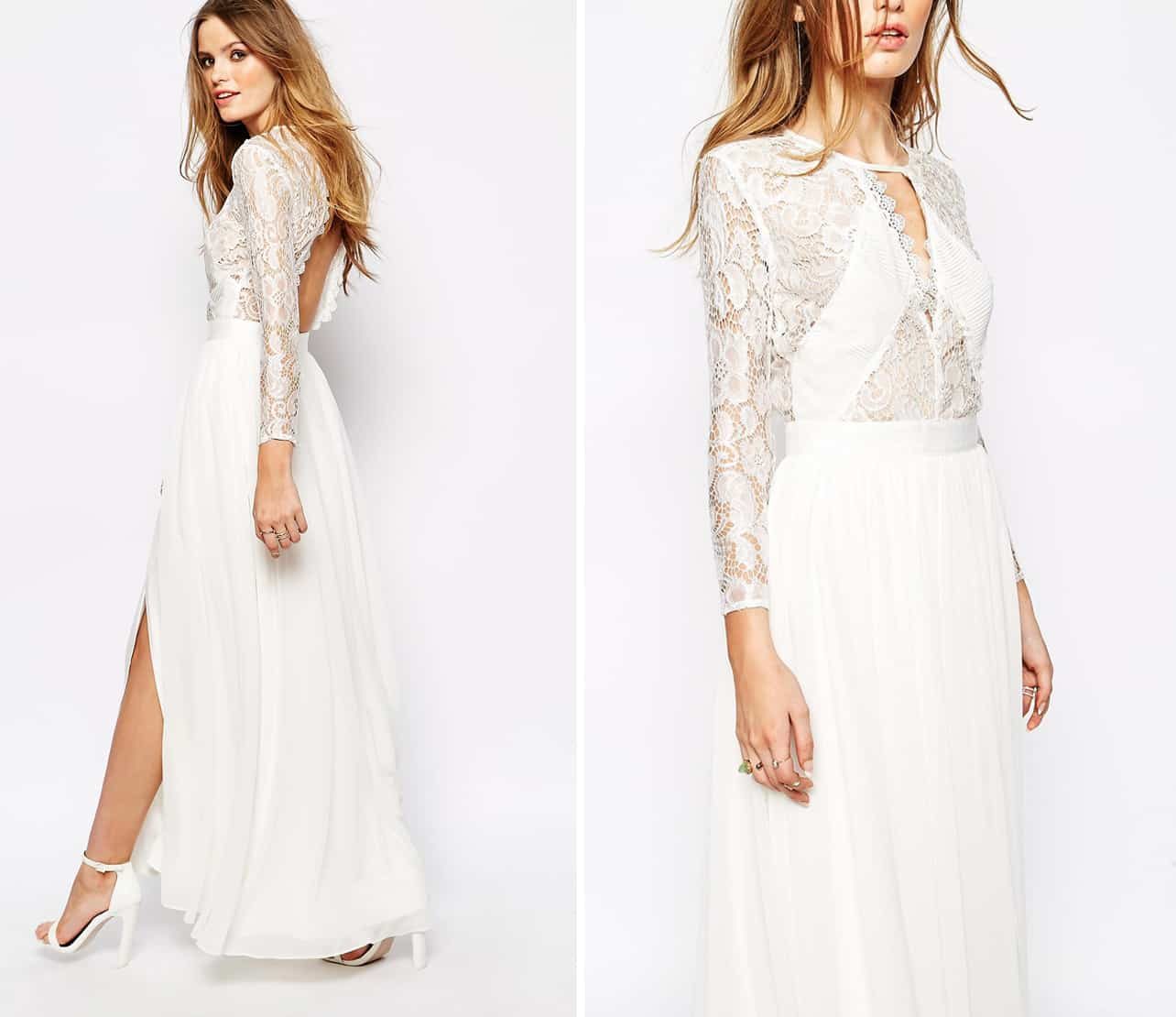 October's Top 5 Wedding Dresses Under $1000